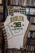 Harlem Globetrotters Platinum Fubu Meadowlark Lemon Basketball Jersey Xxl (b24)