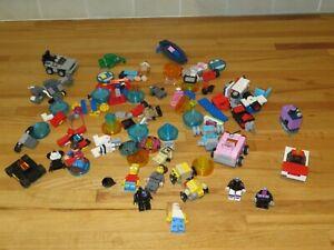 Lego dimensions job lot inc Batman, Simpsons, Ghostbusters figures and discs
