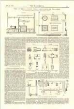 1894 Cowper Coles Galvanising Process Plant Watson Laidlaw Glasgow