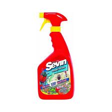 New Garden Tech S2002 Sevin Ready to Use Bug Killer Spray, 32-Ounce *