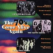 The 70's Come Alive Again, Various Artists (CD) - Free Shipping