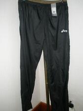 NWT Womens Asics Level 1 W's Woven Sports Pants #512010 Black Sz XL 52 gm!