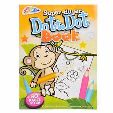 Grafix Super Duper Dot To Dot Book