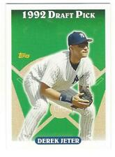 DEREK JETER 2006 Topps Rookie of the Week #18 NM-MT MLB New York Yankees HOF