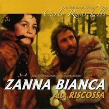Carlo Rustichelli: Zanna Bianca Alla Riscossa (New/Sealed CD)