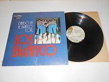 """LP- LOS BLANCO """" DANDO EN EL BLANCO CON ... """" ON JAGUAR REC."""