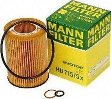 Mann-Filter HU715/5X Oil Filter for BMW
