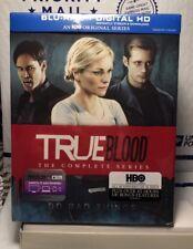 NEW TRUE BLOOD COMPLETE SERIES SEASON 1-7 BLU-RAY+DIGITAL HD! 33 DISC US BOXSET
