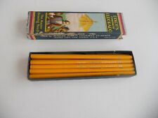 VG DIXON TYPHONITE ELDORADO MASTER  PENCILS W/BOX 10 UNUSED 2H PENCILS