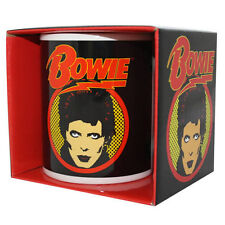 Official David Bowie Coffee Mug Brand New In Box!