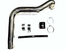 SEAT LEON CUPRA R AUDI S3 TT BAM AMK K04 CHARGE PIPE POLISHED STAINLESS ST-AL175