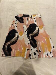 The Odells small petite Art skirt