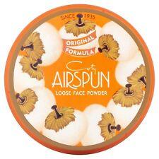 New Coty Airspun Loose Face Powder Original Formula Translucent Or Choose Shade