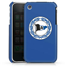 Apple iPhone 3Gs Premium Case Cover - Arminia Bielefeld