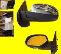 OE Replacement Door Mirror KIA SOUL 2012-2013 Partslink KI1321160