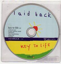 (ET759) Laid Back, Key To Life - DJ CD