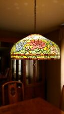 Beautiful Tiffany Hanging Lamp For Pick Up In Lemont Illinois.