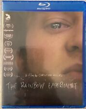 NEW THE RAINBOW EXPERIMENT BLU RAY FREE WORLD SHIPPING BUY NOW GRAVITAS VENTURES