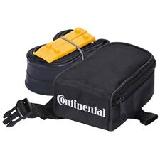 Continental Fahrrad-Schlauchtasche Set aus Tasche + 2 Reifenheber + MTB SV27.5