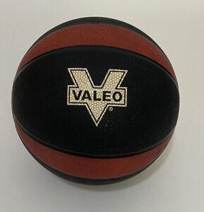 8 Pound Red and Black Valeo Medicine Ball Used