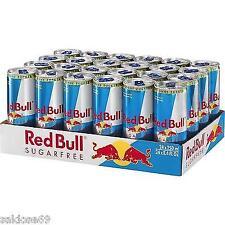 24 Dosen a 250 ml Red Bull Sugarfree  incl. 6€ Pf Redbull zuckerfrei