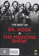 [BRAND NEW] DVD: THE BEST OF DR. HOOK & THE MEDICINE SHOW