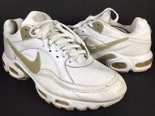 Nike Air Max Plus Tn Classic Leather White Neutral Grey 2004 Mens Size 11.5 Rare
