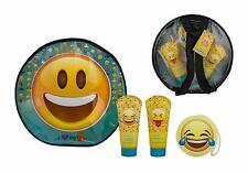 Mimoji Back Pack Shower Gel & Shampoo,Bath Sponge Gift Set