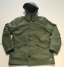 Converse Cons 3in1 Field Jacket - Winter Coat - Hooded Jacket - Small $200 Orig