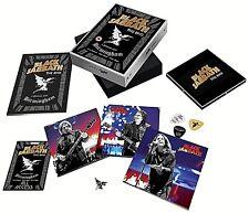 Black Sabbath - The End (DVD, Blu Ray, & 3 CD's) DELUXE BOX SET - Brand New