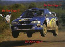 Juha Kankkunen è SUBARU IMPREZA S5 WRC 99 RALLY ARGENTINA 1999 foto 1