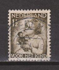 NVPH Netherlands Nederland 270 TOP CANCEL DRIEBERGEN 1934 kinderzegel Pays Bas