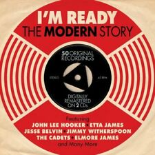 I'm Ready - The Modern Story 2CD NEW/SEALED