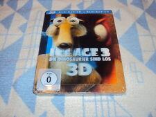Ice Age 3 - Die Dinosaurier sind los (Limited Lenticular Steelbook) (3D+2D) NEU