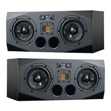 Adam A77X Pair (A and B Units) Active Studio Monitor Speakers