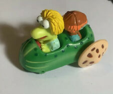 Fraggle Rock McDonald's Toy Cars 1988 Pickle Car