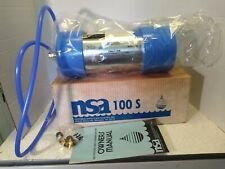 NSA Water Filter 100S Bacteriostatic Water Treatment Unit Under Counter NOS