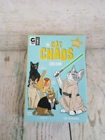Cat Chaos Card Game Celebrity Edition Ginger Fox Games Ages 8+ NEW