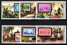 Upper Volta / Burkina Faso - 1975 Bicentenary USA - Mi. 551-56 MNH