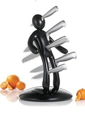 The Ex Knife Nib Kitchen Set Pop Art Display Culinary Modern Sleek