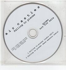 (ET303) Air Castles, Falling to Pieces - 2011 DJ CD