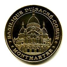 75018 Montmartre, Basilique du Sacré-Coeur 2, 2009, Monnaie de Paris