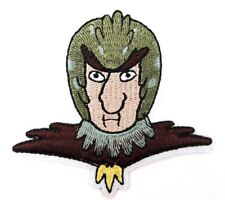 New Rick and Morty embroidered patch iron/sew on Bird Person Geek