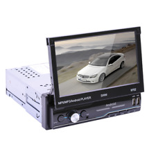 7inch Car Stereo MP5 Player GPS Navigation WiFi Bluetooth FM Radio Android New