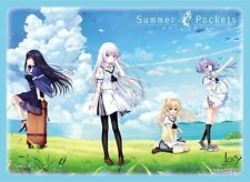 Summer Pockets Full Cast Card Game Character Sleeves Collection Anime 80pcs