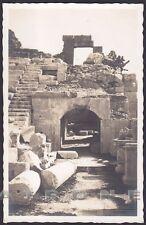 NORTH AFRICA TUNISIA TUNISI 07 TUNIS ????? Cartolina PHOTO SOLER - PAVIA FRERES