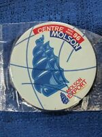 NHL VINTAGE MONTREAL CANADIENS MOLSON CENTRE COASTERS 4inches