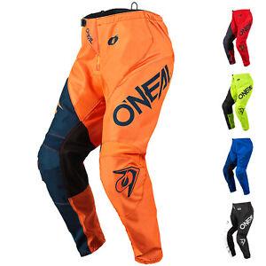 Oneal Élement Racewear 2021 Motocross Pantalon MX Dirt Vélo Off Route O'Neal