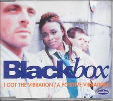 BLACK BOX - I Got The Vibration / A Positive Vibration CDM 4TR ITalo Euro House