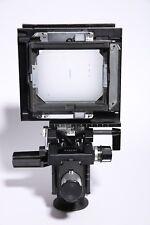 Sinar F 4x5 Large Format View Camera Kit